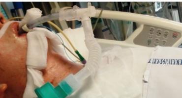 15-latek walczy o powrót do zdrowia po ciężkim wypadku