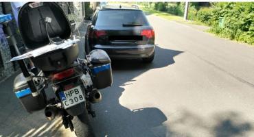 Kierowca bez uprawnień, który popełnił serię wykroczeń