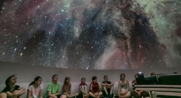 Planetarium w trasie