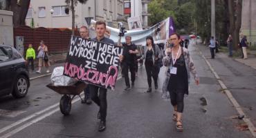 Protest obrońców praw zwierząt (VIDEO)