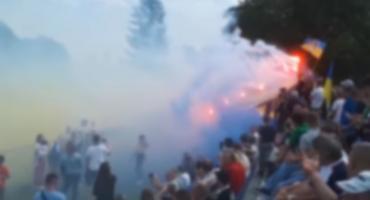 Przerwany mecz w Gryfowie. Pseudokibice zatrzymani przez policję