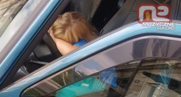 7-latka prowadziła samochód ulicami miasta