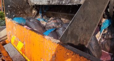 Zlewki zamiast odpadów biodegradowalnych