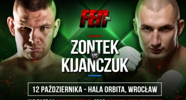 Marcin Zontek zawalczy na FEN 26 we Wrocławiu!