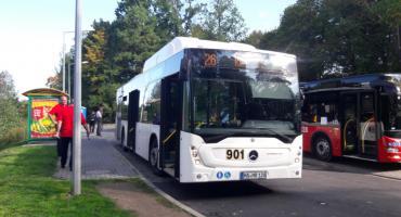 Drugi test autobusu na gaz