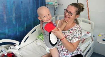 Potrzebna pomoc dla 3-letniego Szymka z Jeleniej Góry