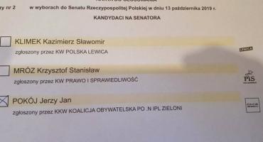 Wybory do Senatu w naszym okręgu mogą zostać powtórzone?