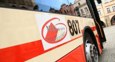 2 listopada MZK uruchomi dodatkowy autobus