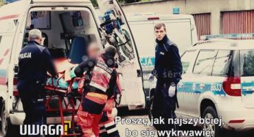 Zabił konkubenta i ranił swoją matkę. Kulisy tragicznego zdarzenia w materiale UWAGA TVN