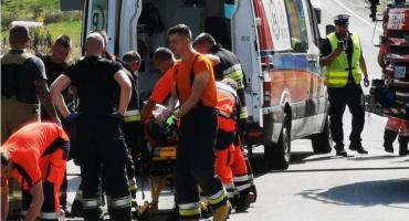 Policja poszukuje świadków tragicznego wypadku w Sosnówce