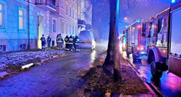 Wyczuwalny zapach gazu. Pięć zastępów straży pożarnej w akcji