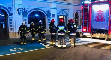 Czyścił piec, sąsiedzi wezwali straż pożarną
