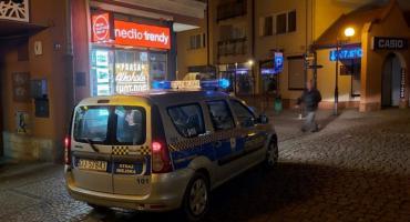 Strażnicy Miejscy ujęli sprawcę kradzieży
