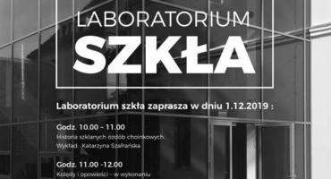 Niedziela w Laboratorium Szkła Muzeum Karkonoskiego w Jeleniej Górze