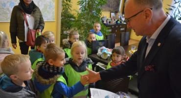 Przedszkolaki z wizytą u Prezydenta