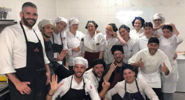 Hiszpańskie staże zawodowe uczniów ZSCKR w Sejnach