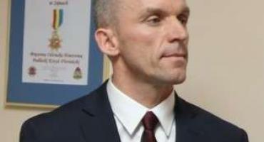 Maciej Tomasz Plesiewicz starostą