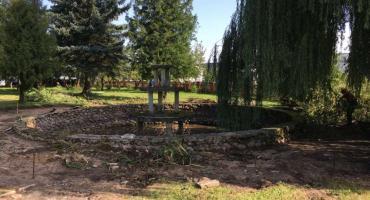 Rewitalizacja parku z fontanną ruszyła