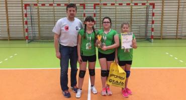Turniej minisiatkówki w Gibach