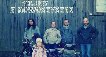 Chłopcy z Nowoszyszek wystąpią w OK