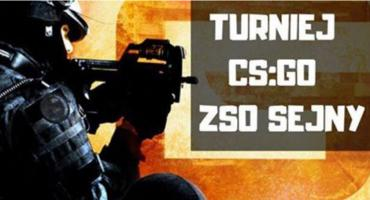 Turniej Counter-Strike: Global Offensive i League of Legends w Sejnach