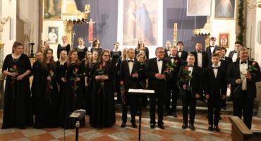 Chór z Rygi dał świetny koncert w Sejnach