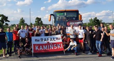 Rafał Kamiński walczył o tytuł Zawodowego Mistrza Polski K1-Rules