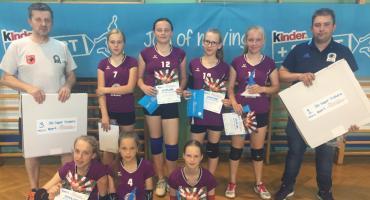 Reprezentacja SAS Sejny na Mistrzostwa Polski Kinder+Sport coraz liczniejsza
