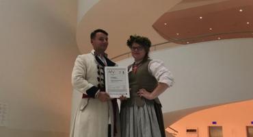 Sukces tancerki i śpiewaczki z gminy Krasnopol