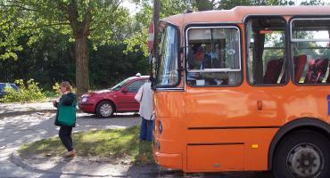 Jest szansa na autobus do Zelwy i z powrotem