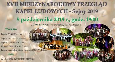 XVII Międzynarodowy Przegląd Kapel Ludowych (zapowiedź)
