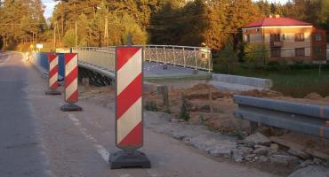 Trasa Giby-Augustów w remoncie od przyszłego roku