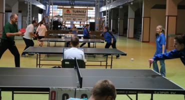 XII Turniej Tenisa Stołowego Osób Niepełnosprawnych