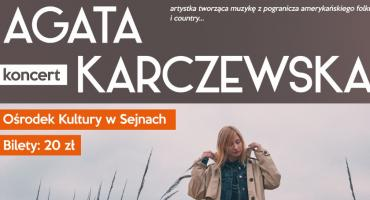 Koncert Agaty Karczewskiej (zapowiedź)