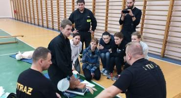 Strażacy-ochotnicy ćwiczyli w Puńsku