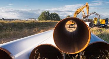 Gazociąg PL-LT z kompletem pozwoleń na budowę