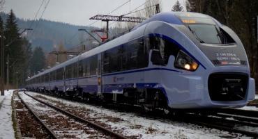 Nowe pociągi przyjadą do Szklarskiej Poręby