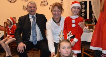 Świąteczna wizyta niemieckich samorządowców w Domu Dziecka