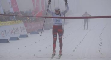 Ostatni wyścig Biegu Piastów w gęstej mgle