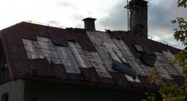 Kradli blachę z dachów domów wypoczynkowych