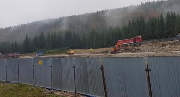 Budowa na Polanie Jakuszyckiej nie przeszkodzi narciarzom