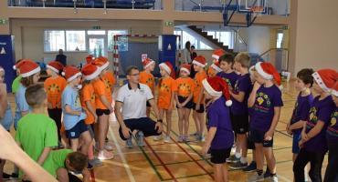Uczymy się bawiąc….czyli zajęcia z piłkami Eduball w Szkole Podstawowej nr 1