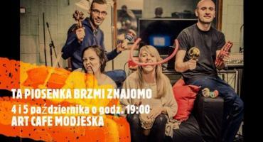 W piątek i sobotę Zuza Motorniuk zaśpiewa hity w Art Cafe Modjeska
