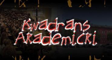Kwadrans Akademicki: O Konferencji Ratownictwa Medycznego i koncercie Johna Portera