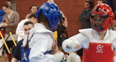 Karatecy zmierzą się przy Wierzyńskiego