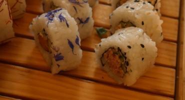 Okiem kamery - japońskie sushi