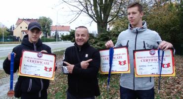 Szwed i Budnik z medalami MŚ w MMA i K1