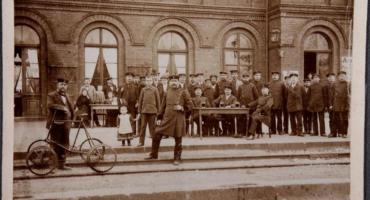 Muzeum szykuje wystawę o dworcu kolejowym [ARCHIWALNE ZDJĘCIA]