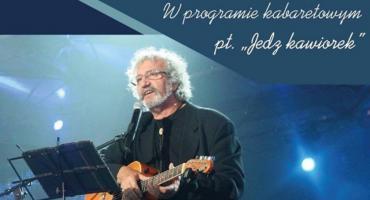 Satyryk Krzysztof Daukszewicz zagra w Kunicach