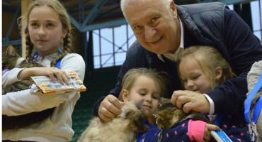 Najmłodsi legniczanie pochwalili się swoimi zwierzakami